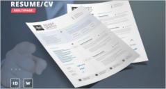 53+ Best CV Design Templates