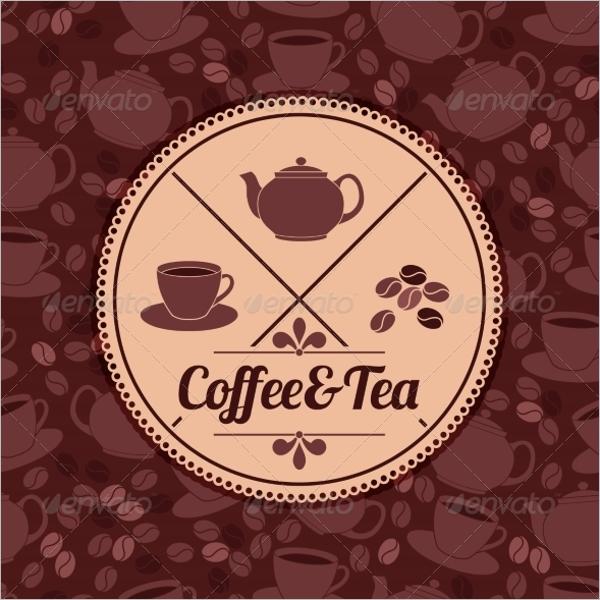 Cafe Menu Cover Template