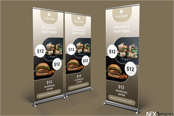 Canvas Banner Template