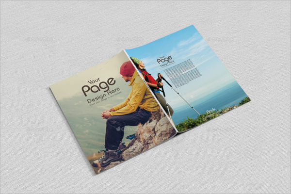 Catalogue Mockup Design Download