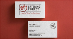 12+ Catering Business Card Templates