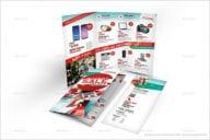 Christmas Sale 2018 Trifold Brochure