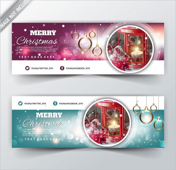 Christmas Sale Banner Example