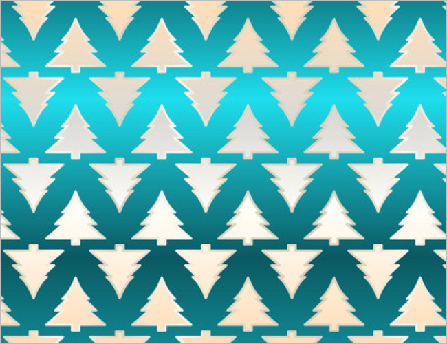 Christmas Tree Texture Kit Design