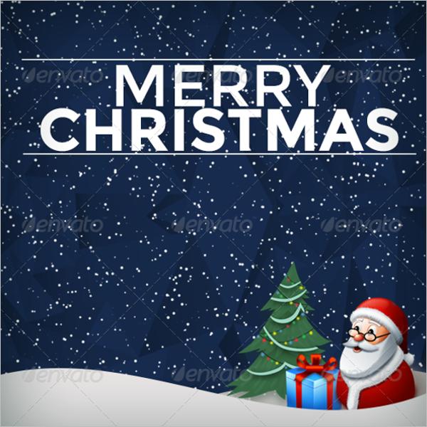 Christmas Website Banner Template