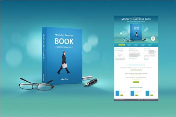 Clean Book Design Template