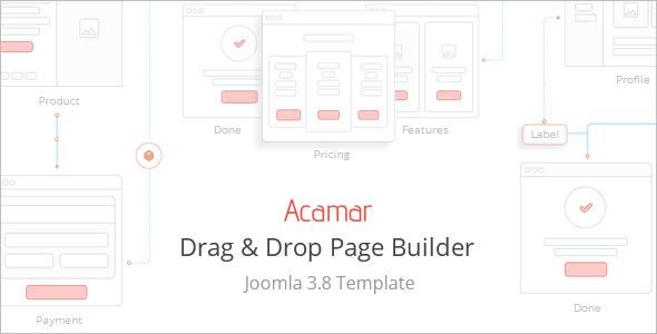 Clean Design Joomla Template