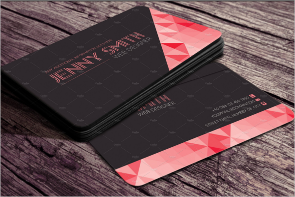 Clean Designer Business Card Template