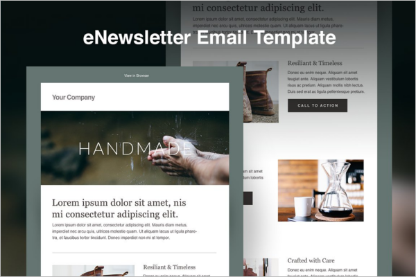 CleanEmail Template