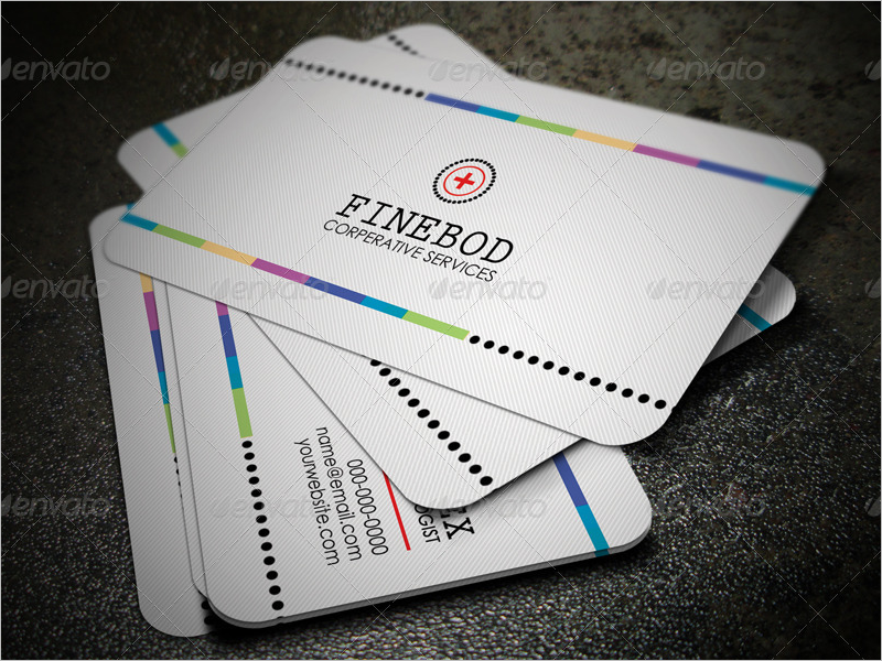 Clinic Business Card Design