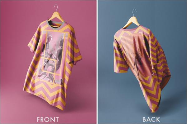 Clothing Mockup Special Design