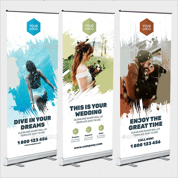 Cool Photoshop Banner Template