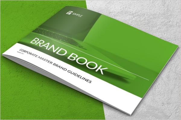 Corporate Book Design Template