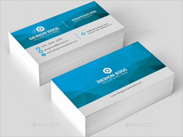 Corporate Business Card Pack Design