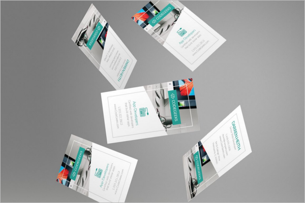 Corporate Business Card Template Pack