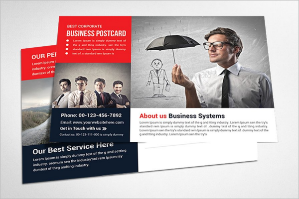 Corporate Business PostCard Design.png