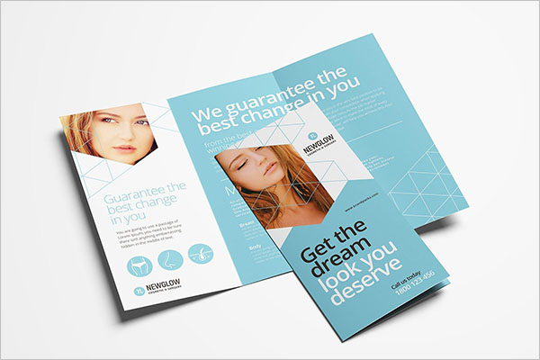 Cosmetic Brochure Templates Free