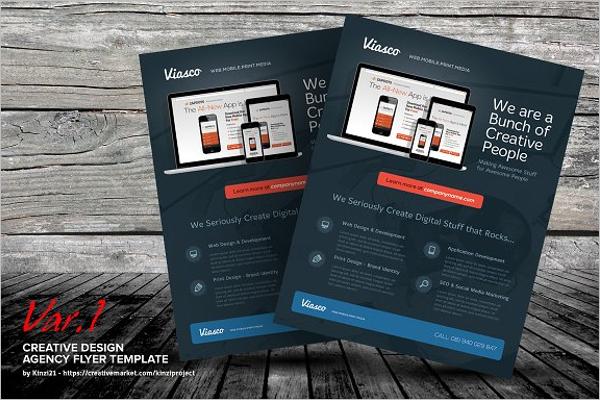 Creative Agency Design Template