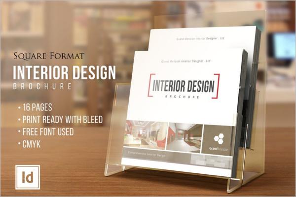 CreativeInterior Design Template