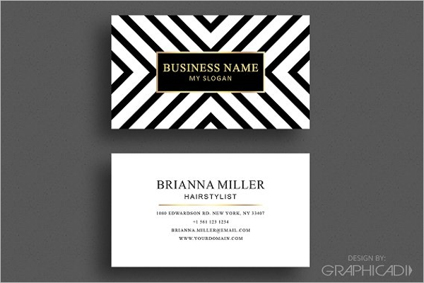 Custom Appointment Card Template