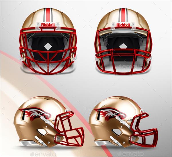 Customizable Helmet Mockup Bundle