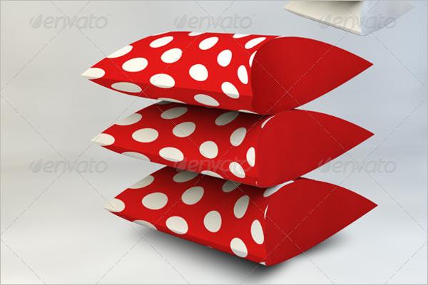 Customizable Pillow Mockup Template
