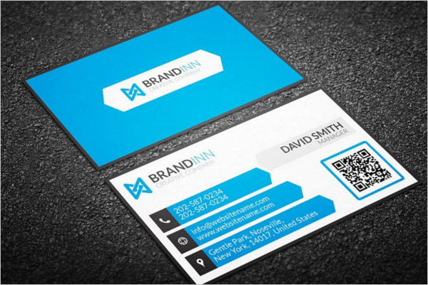 Customize Corporate Business Card Design