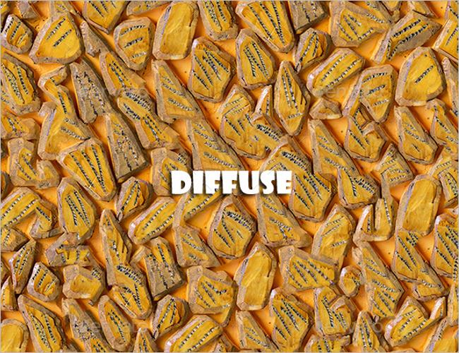 Decorative Wall 3D Texture Design