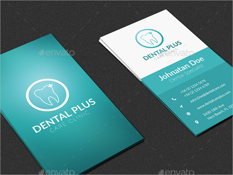 31 dental business card templates free psd vector download
