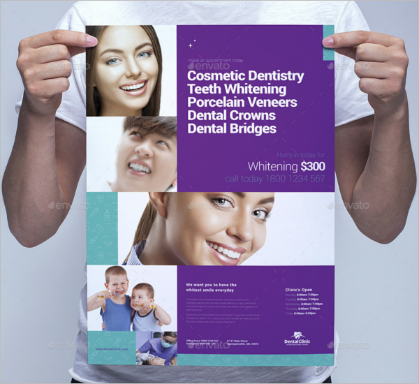 Dental Poster Template