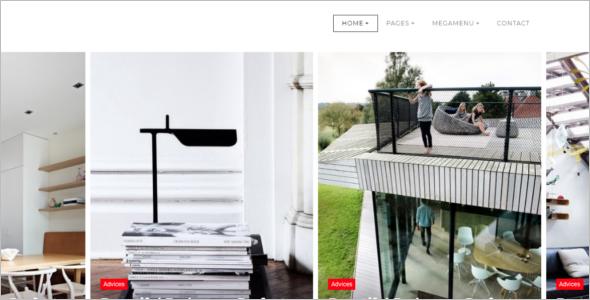 Designers Blog Template