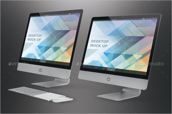 Device Mockup Collection Template