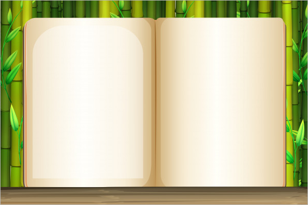 Drawing Book Free PSD Vector
