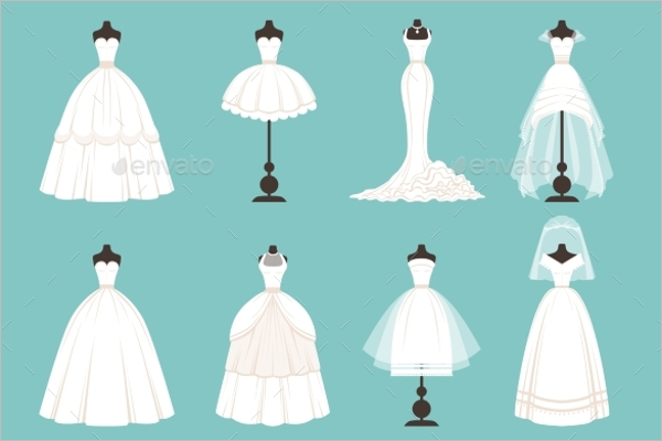 Dress Design Template Bundle