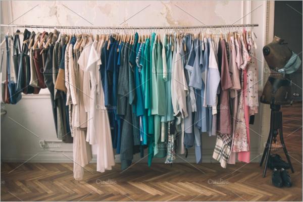 Dresses On Hanger Design