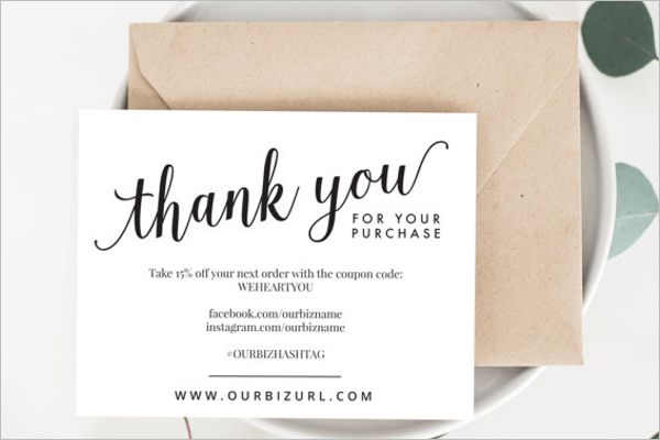 27 business thank you card templates free word example ideas editable business thank you card cheaphphosting Choice Image