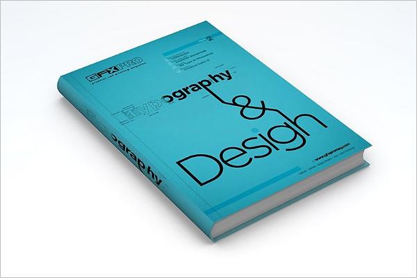Elegant Book Mockup Design