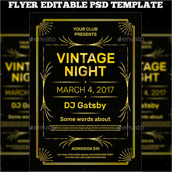 Elegant Flyer Template