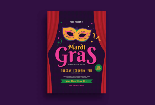 Event Club Flyer Template