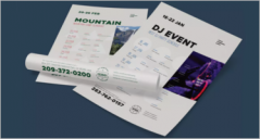 45+ Printable Event Flyer Templates