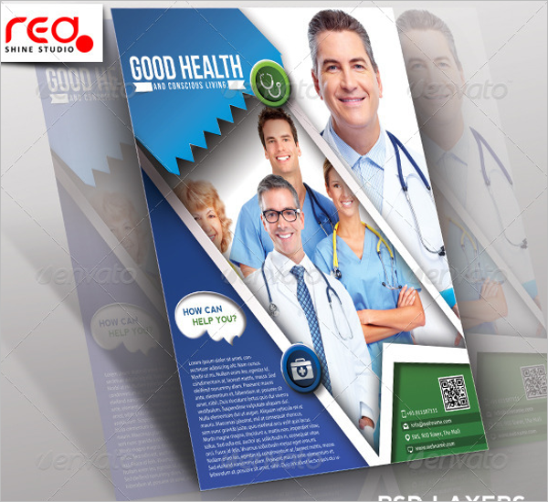 Event Medical Poster Template