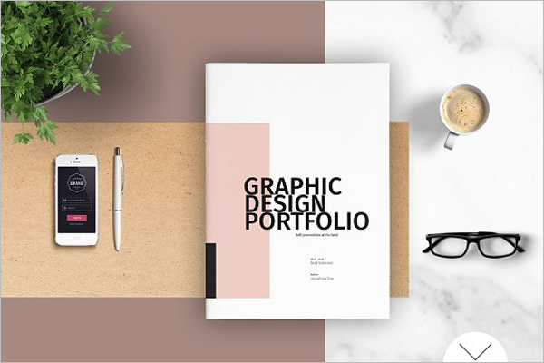 Example Of Graphic Design Template