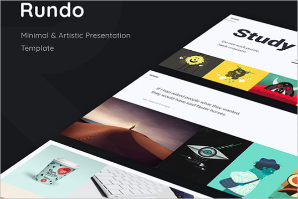 Example Of Keynote Design