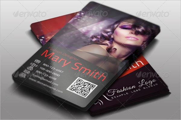 Fashion Business Card Template Download