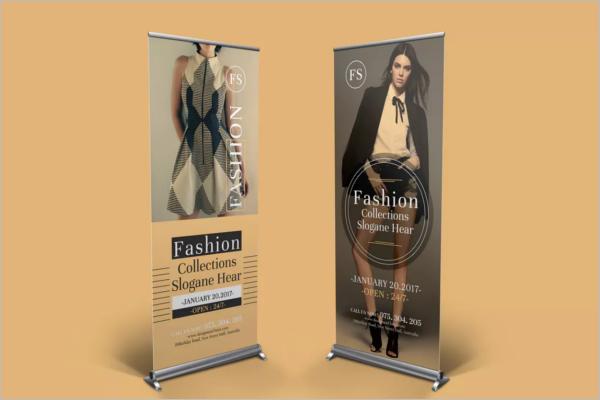 Fashion Photoshop Banner Design