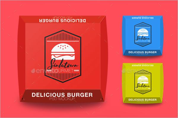 Fast Food Product Mockup Bundle