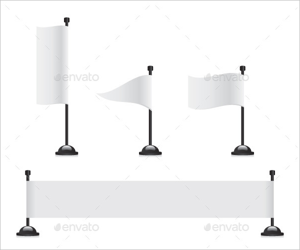 Flag Banner Template Word