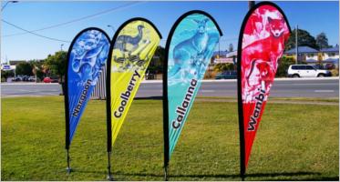 Flag Banner Templates