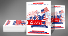 Flag Flyer Templates