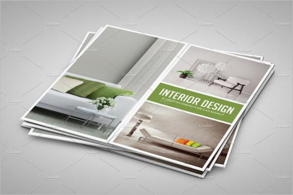 Fold Interior Brochure Design